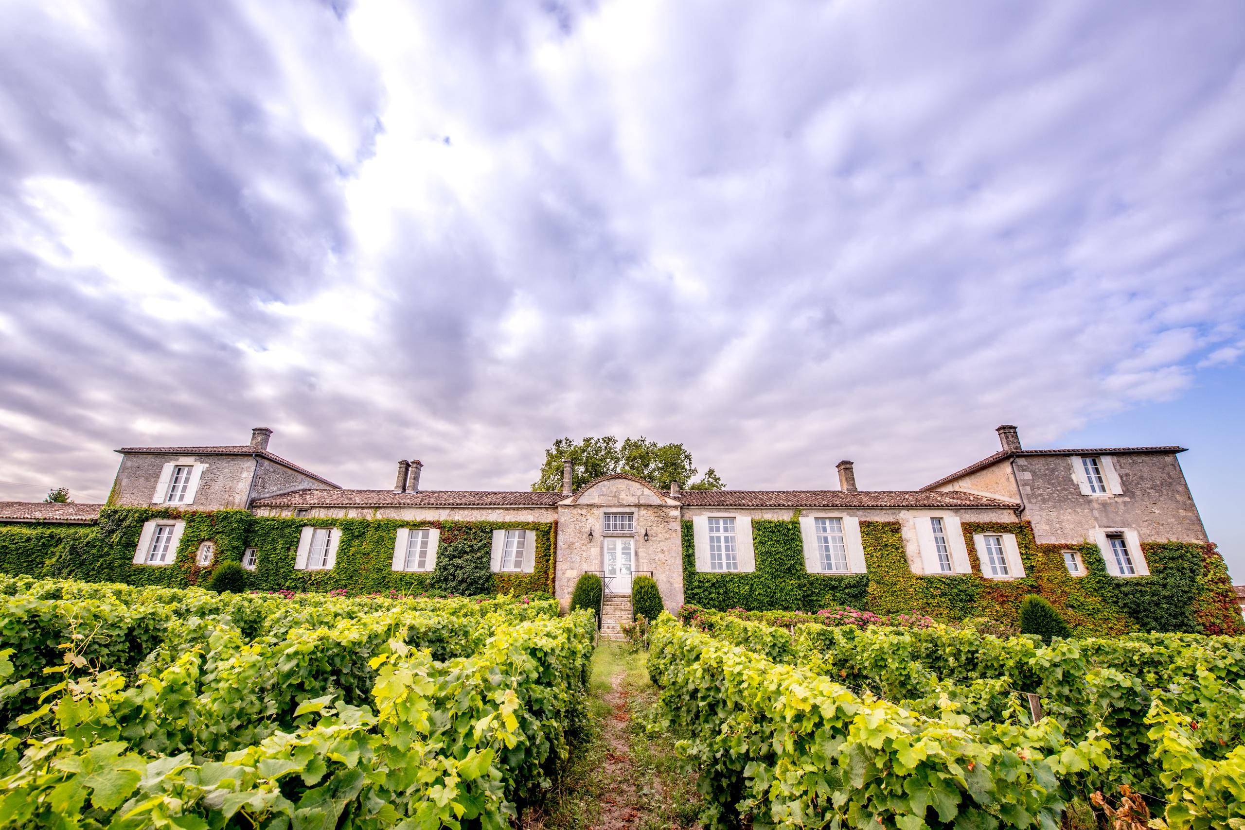 L'hôtel - Chateau d'Arche