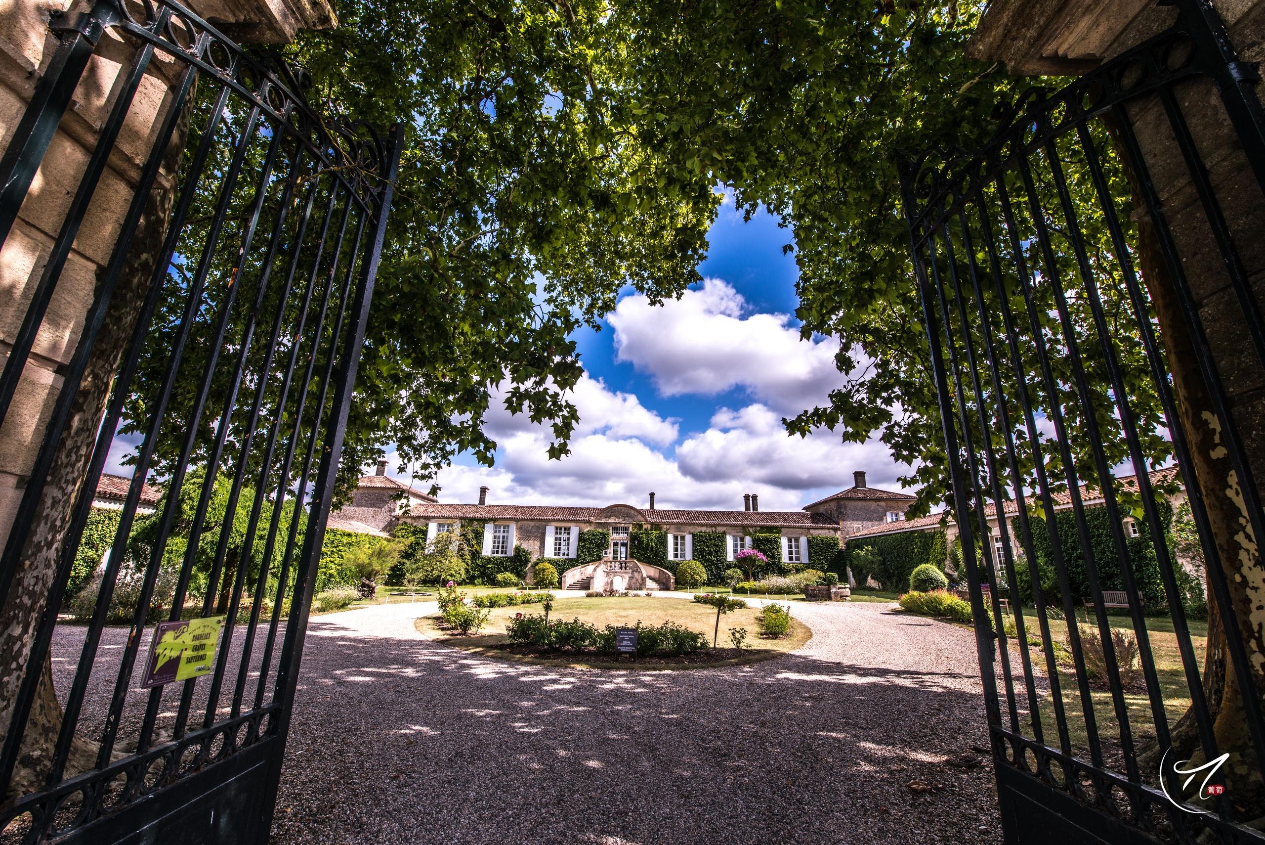 A magical place - Chateau d'Arche