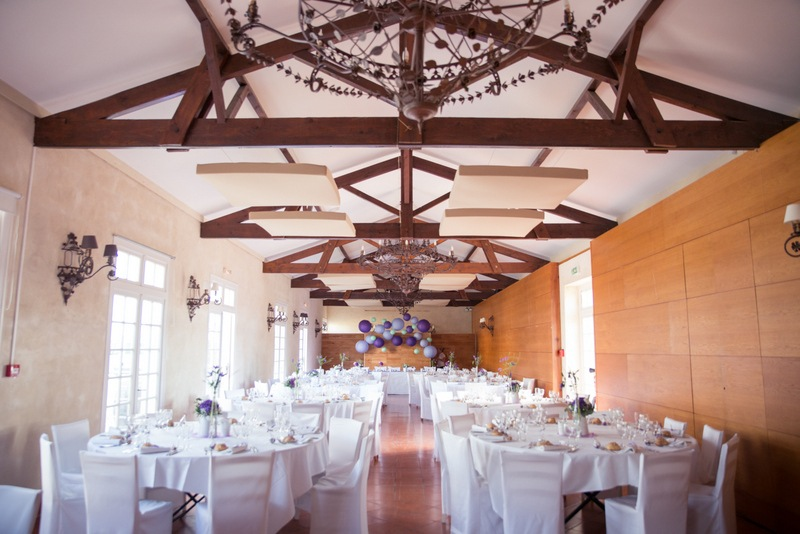 Receptions & Seminars - Chateau d'Arche