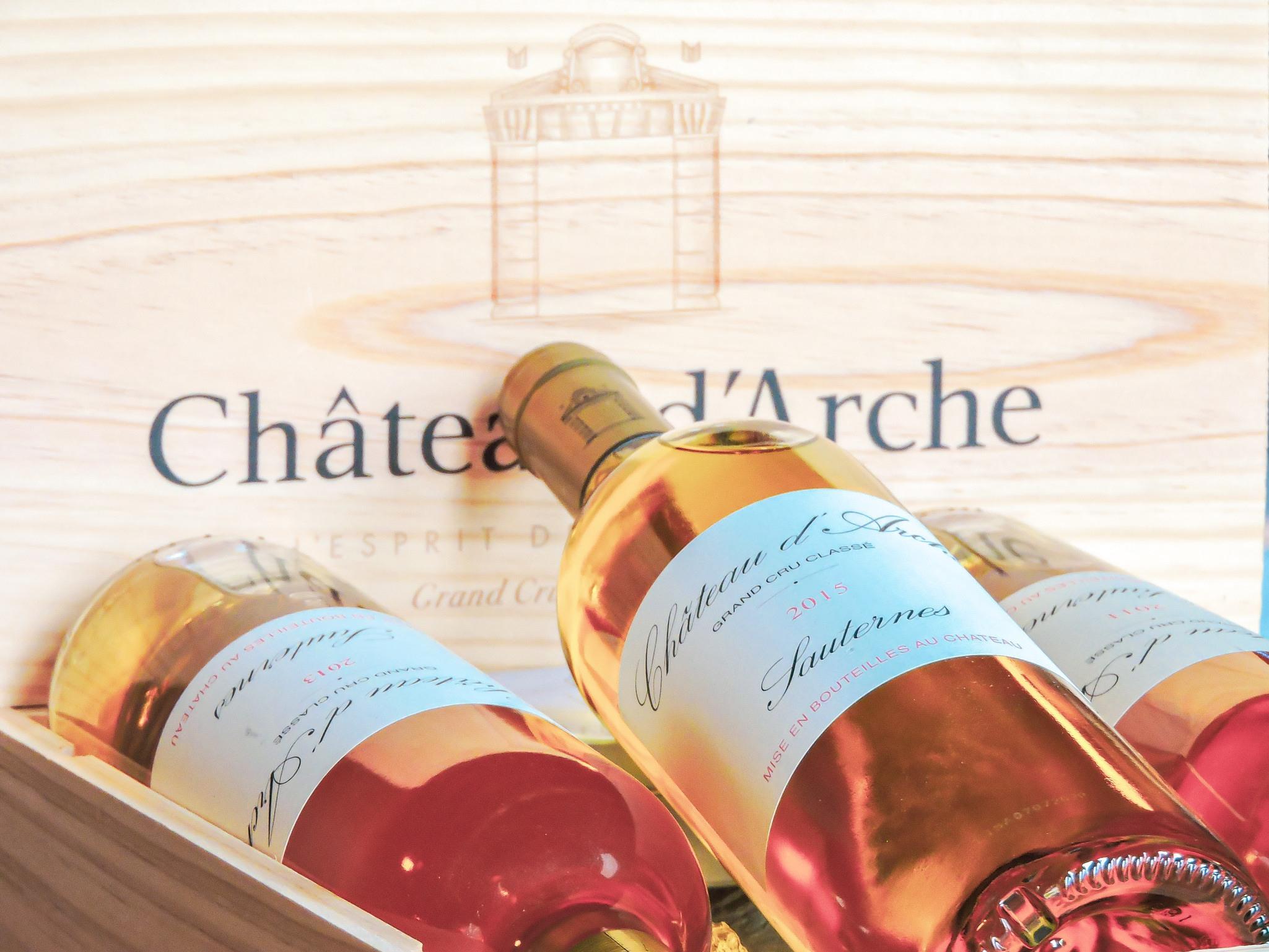 Château d'Arche 2015 - Chateau d'Arche