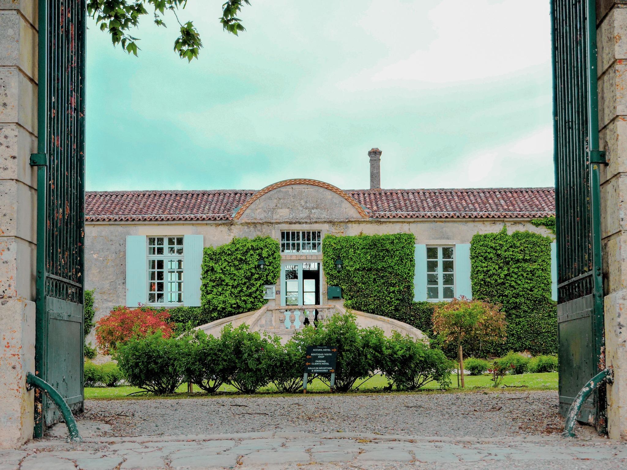 L'hôtel du Château d'Arche